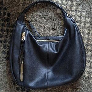 Moda Luxe black shoulder bag
